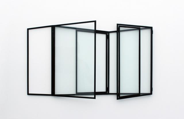 , 'Entreaberto #5,' 2017, Galeria Lume