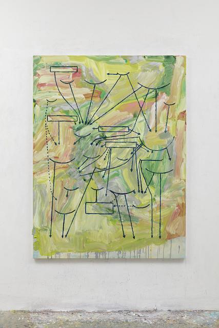 , 'Contrato II,' 2018, Galeria Nara Roesler