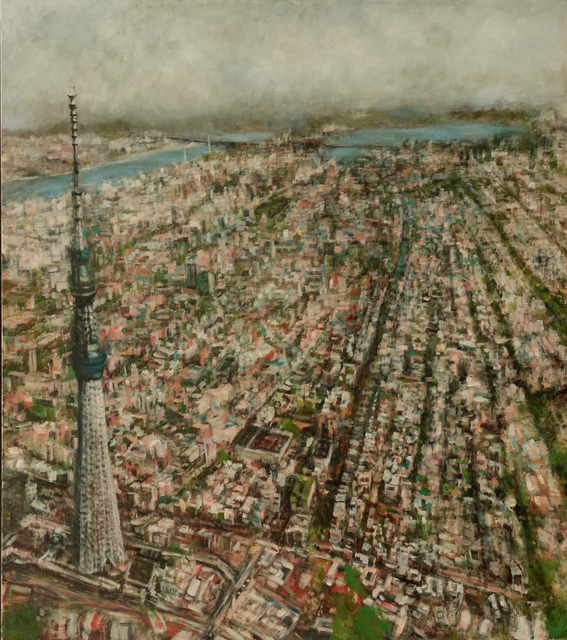 , 'Tokyo,' 2018, Ian Tan Gallery