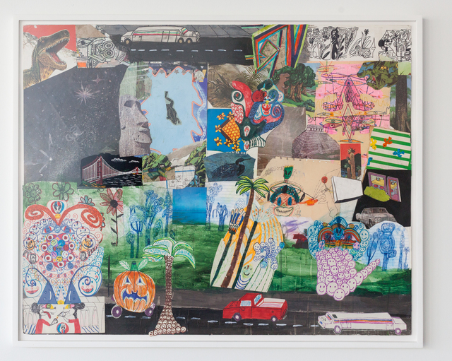 , 'Untitled #7,' 2010, Reyes Projects