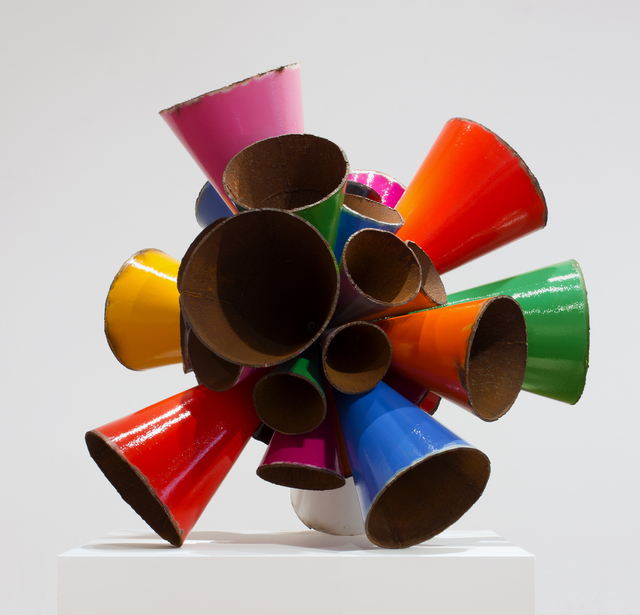 , 'Polychrome Pipe Burst,' 2015, Roslyn Oxley9 Gallery