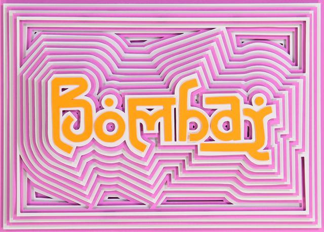 , 'Bombay,' 2019, Galerie Art Jingle