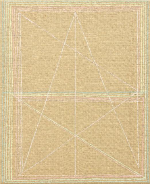 , 'WIDERSPRUCH,' 2018, Christine König Galerie