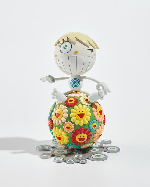 Takashi Murakami, 'Oval (Peter Norton Christmas Project 2000)', 2000, Phillips
