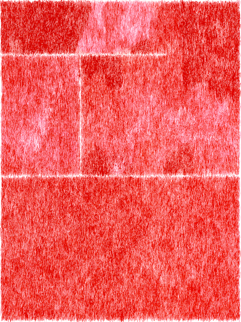 , 'Red Corner sm 2 ,' 2019, Haw Contemporary