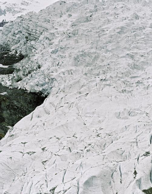, 'Glacier des Bossons, France,' 2004, Galerie Jordanow