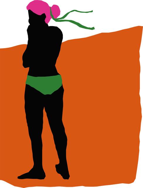 , 'Anna a Stromboli,' 2014, Ninasagt