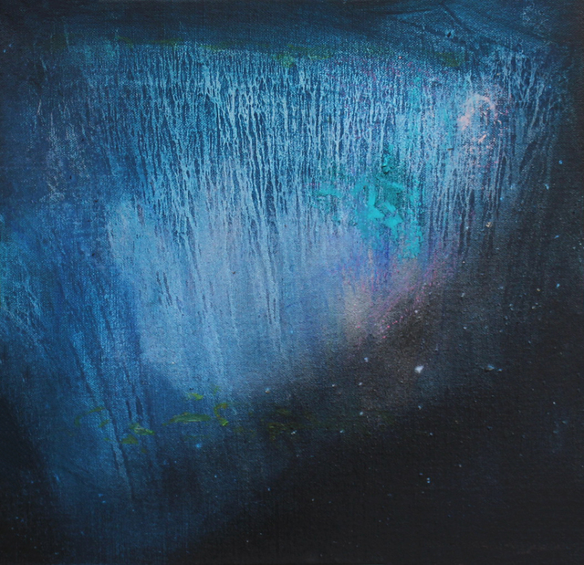 , 'Night Springs #8,' 2019, LeMieux Galleries