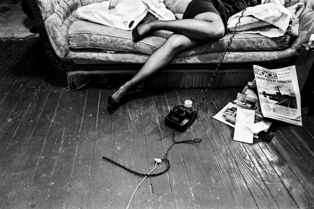 Ken Schles, 'Drowned In Sorrow', 1984, Howard Greenberg Gallery