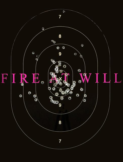 , 'Fire At Will,' 2016, Robert Berman Gallery