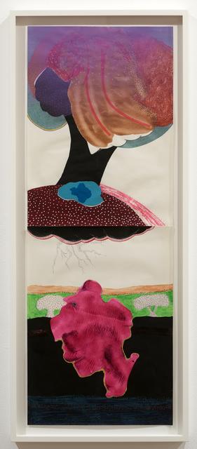 , 'Adbar XVI,' 2015, Tiwani Contemporary