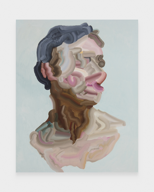 , 'Portrait 2,' 2018, MadeIn Gallery