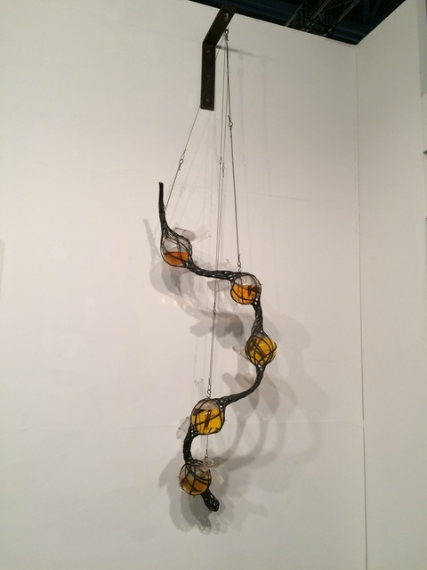 , 'Untitled (Steel Pod 1),' 2011, Galeria Millan