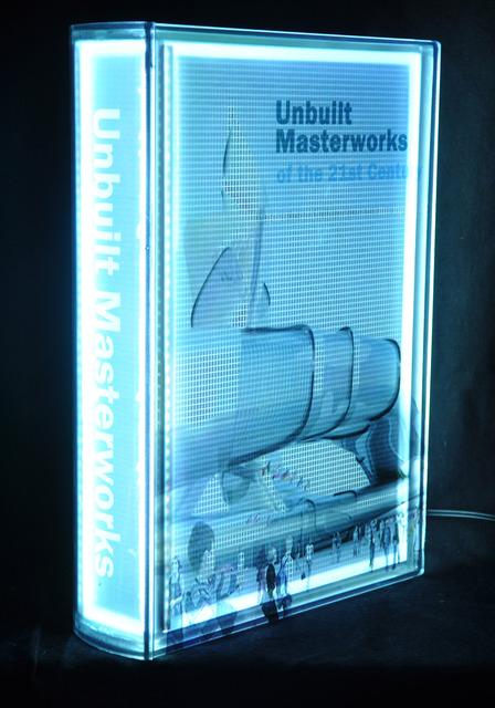 , 'Unbuilt Masterworks of the 21st Century,' 2013, Bryce Wolkowitz Gallery