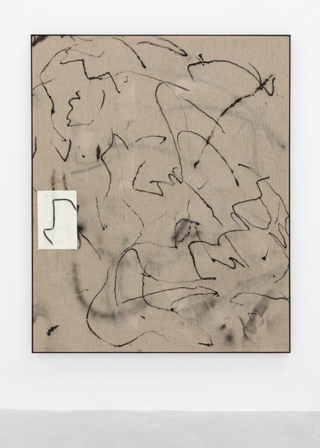 , 'Untied shoelace (Self-portrait),' 2018, Louis 21