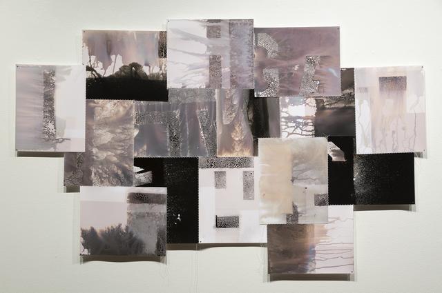 Bridget Conn, 'Vague Word #4', 2018, Tracey Morgan Gallery