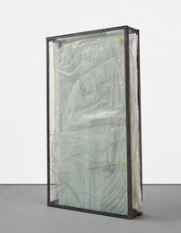 Oscar Tuazon, 'Glassed Slab,' 2009, Phillips: 20th Century and Contemporary Art Day Sale (February 2017)