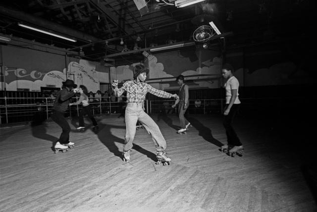 , 'Empire Roller Disco #12,' 1980, Benrubi Gallery