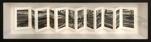 , 'Plegado Scompte 2,' 2017, Artemisa Gallery