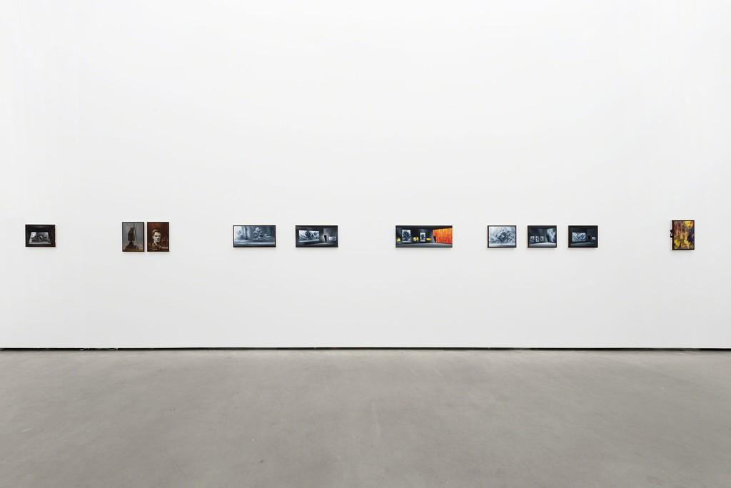Installation view, 2017, Galerie EIGEN + ART Berlin, Photo: Uwe Walter, Berlin