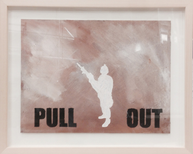 , 'Pull Out,' 2015, VICTORI+MO CONTEMPORARY