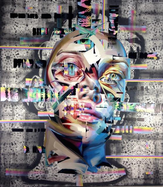 , 'Tabula Rasa,' 2015, UNIX Gallery