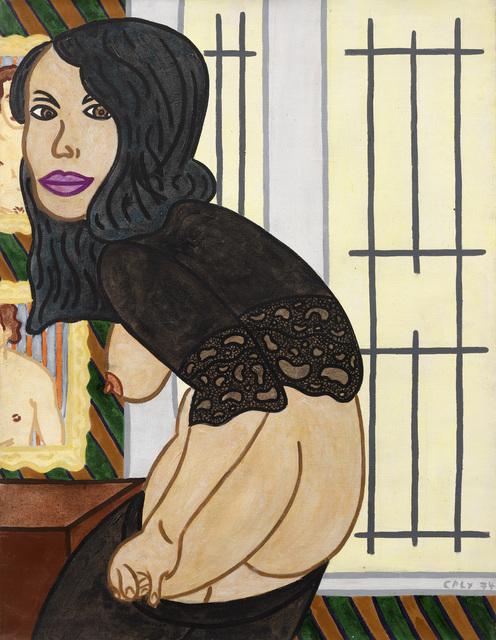 , 'Happy Hooker,' 1974, Paul Kasmin Gallery