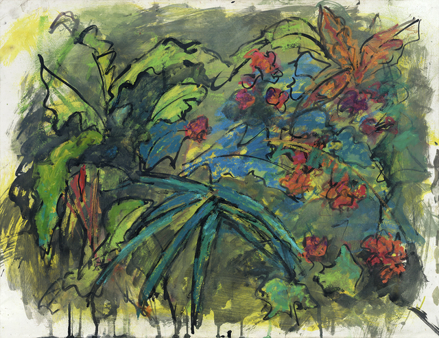 Mary Page Evans, 'Driftwood Garden', 2019, Somerville Manning Gallery