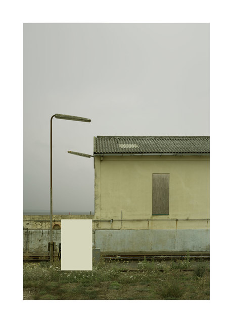 , 'End Station,' 2017, Hans Alf Gallery