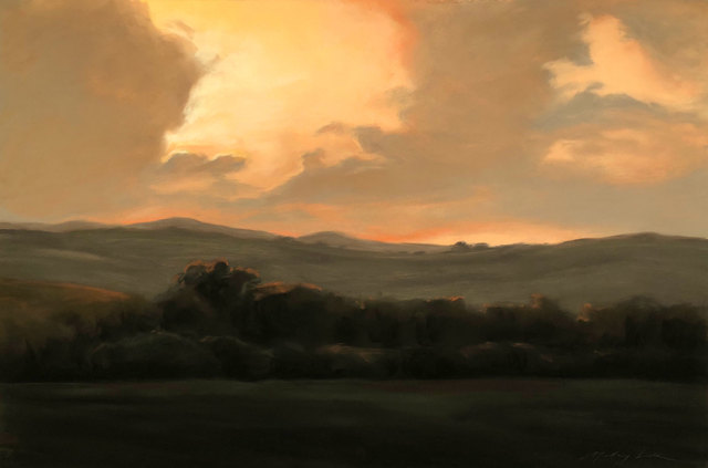 , 'Mensanello, Tuscany,' , William Baczek Fine Arts