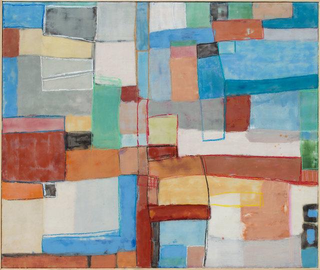 , 'Landfall,' 2017, Owen Contemporary