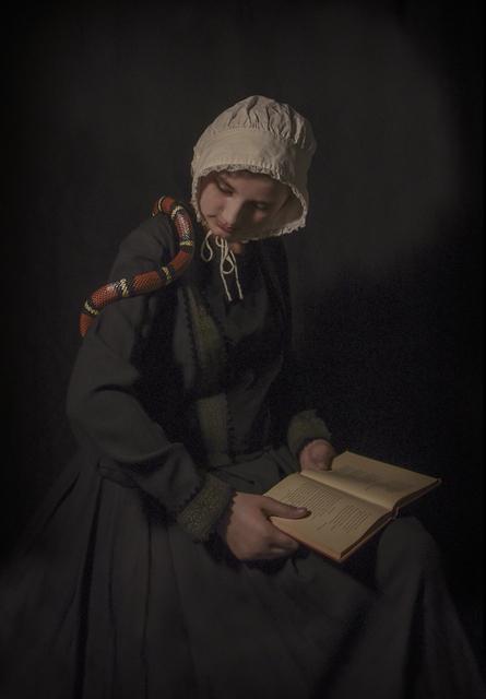 , 'The Reader,' 2015, Catherine Edelman Gallery
