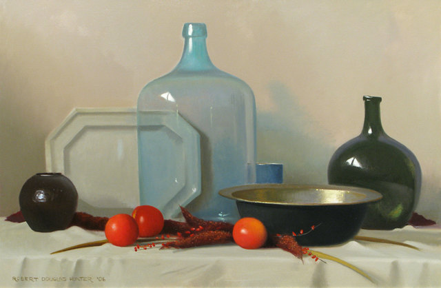 Robert Douglas Hunter, 'Arrangement with Three Pink Ladies', 2006, Vose Galleries