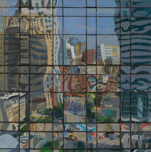 , 'Dewey Square,' 2012, Gallery NAGA