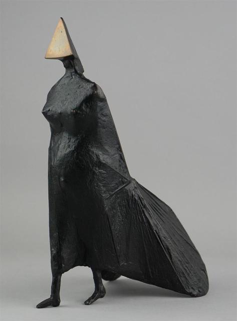 Lynn Chadwick, 'Maquette IV | Walking woman', 1983, Okker Art Gallery