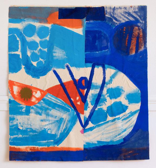 , 'Blue Vessel,' 2018, Mrs.