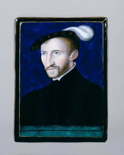 Léonard Limousin, 'Henri d'Albret (1503–55), King of Navarre', 1556, The Metropolitan Museum of Art