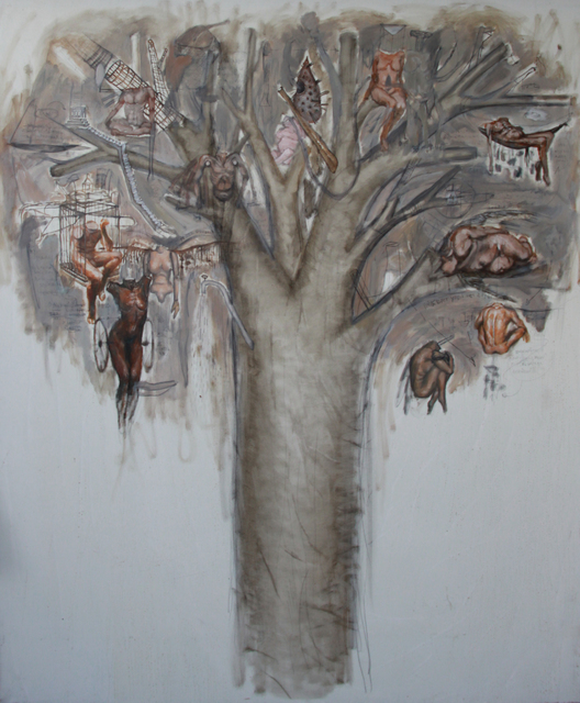 , 'Nareepol Tree,' 2014, Tang Contemporary Art