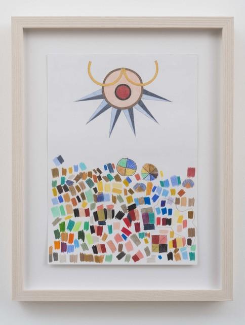 , 'Horny Sun Radiation,' 2017, Western Exhibitions