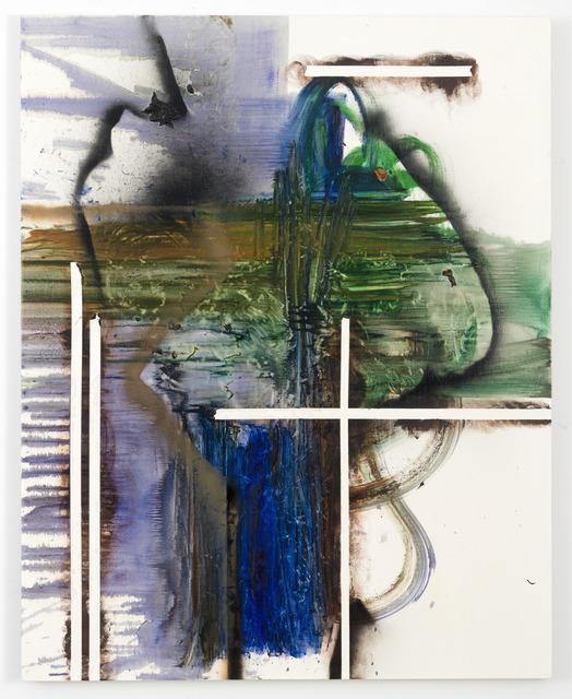, 'Hinged Ancestor,' 2014, Pilar Corrias Gallery