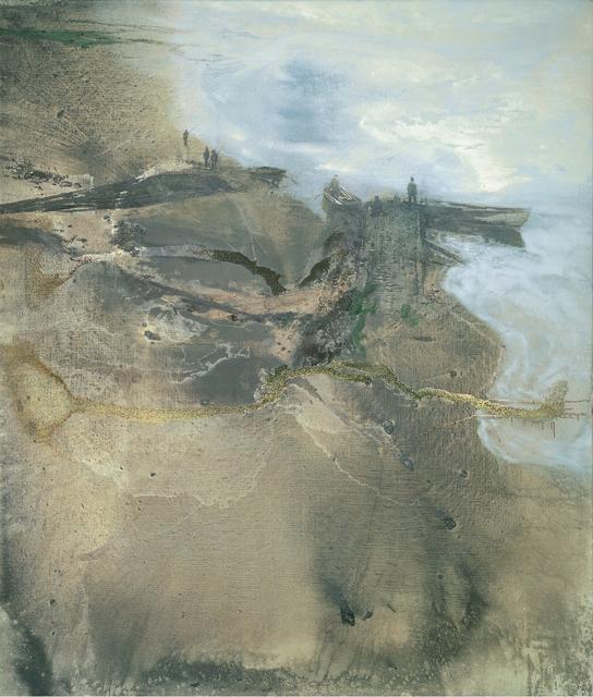 , 'Thames Painting: The Estuary,' 1994-1995, Gagosian