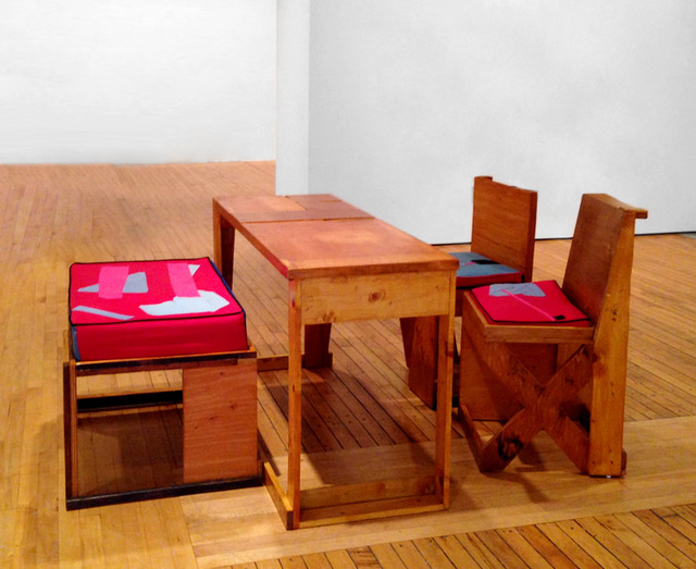 , 'Untitled (Furniture Set),' 2013, Altman Siegel