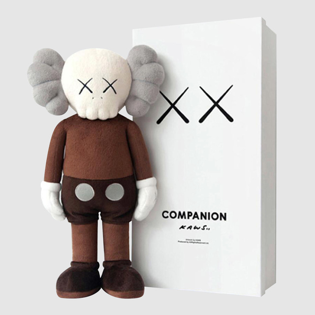 KAWS, 'KAWS Brown Plush Companion, Lane Crawford', 2015, Lot 180