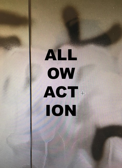 , 'Allow Action,' 2018, Parra & Romero