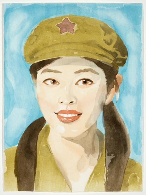 Qi Zhilong, 'China Girl #1', 2009, Ethan Cohen New York