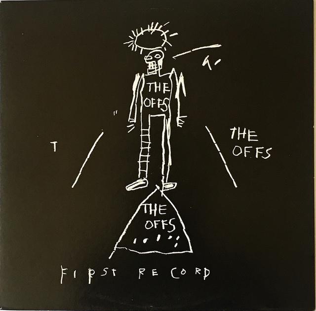 Jean-Michel Basquiat, 'The Offs', ca. 1984, Alpha 137 Gallery Auction