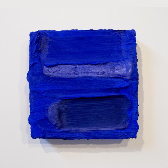 Harmen van der Tuin, '1 Ultramarine', 2018, Alfa Gallery