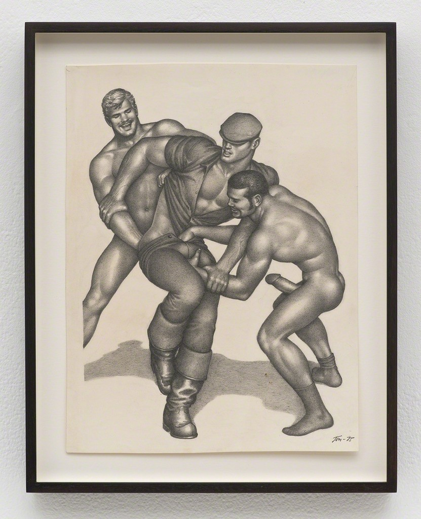 Tom of Finland, 'Untitled,' 1975, David Kordansky Gallery