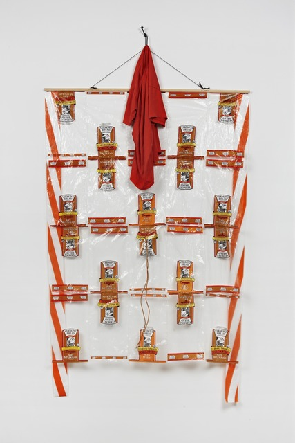 , 'Untitled (bread quilt),' 2012, Metro Pictures
