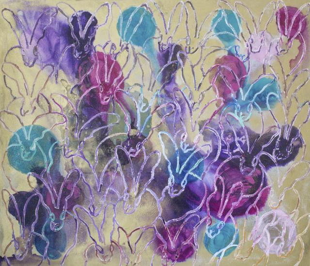 , 'Lavender Twist (New Line) ,' 2018, Madison Gallery